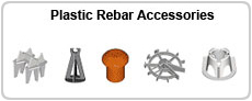 Plastic Rebar Accessories