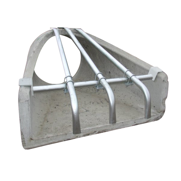 Flared End Vehicle Safety Grates | Haala Industries