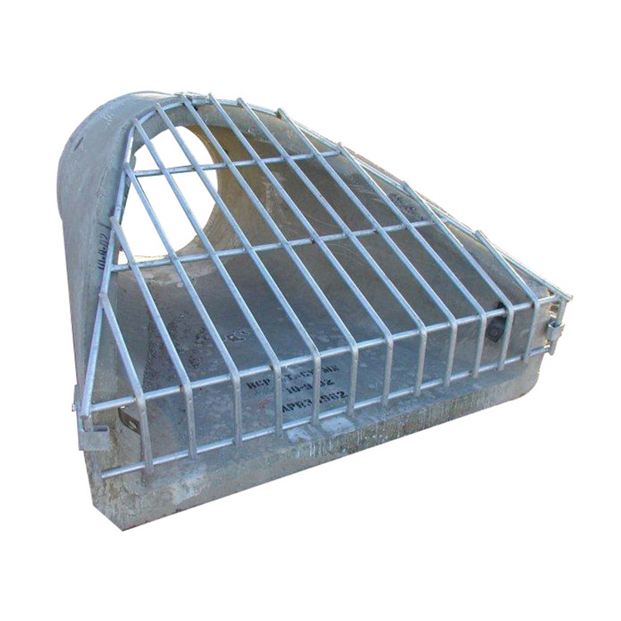 Heavy trash guards haala industries for Where to get c c cages