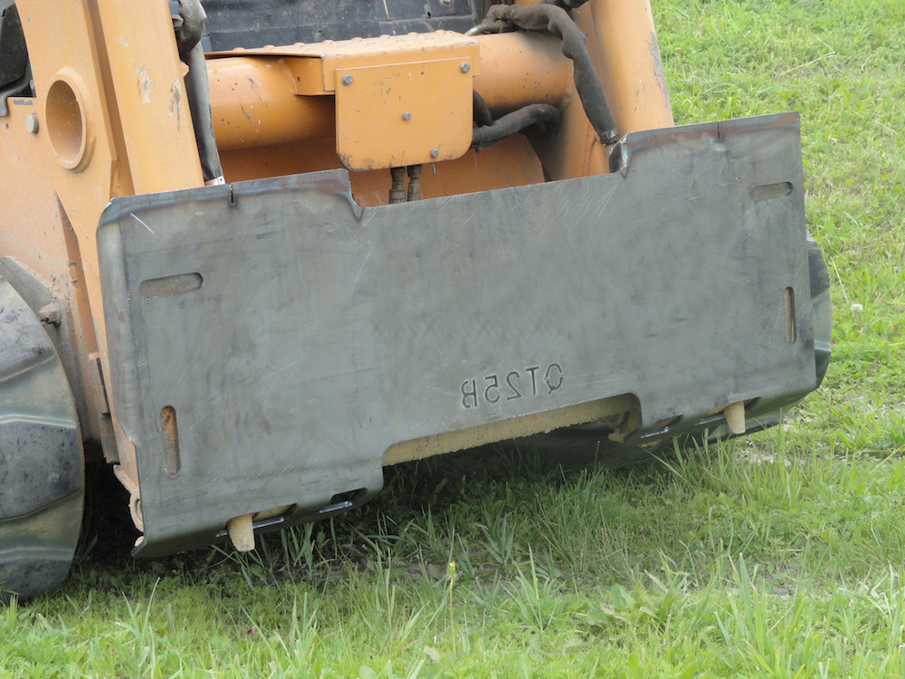 New Holland Ledger Plate : Quick attach plates haala industries