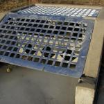 Sloped Box Pond Skimmer