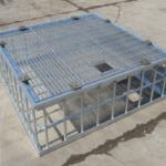 Raised Box Grate