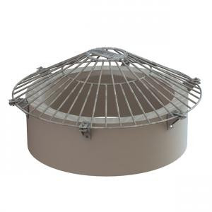 Cone Grates - Side Mount