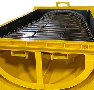 Span and Ellipticle Pipe Flared End Cages